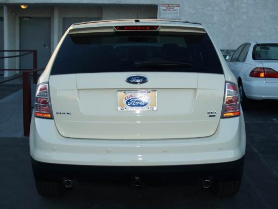 2007 Ford Edge 11