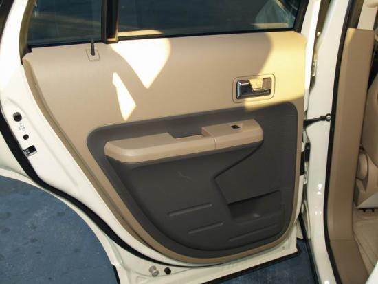 2007 Ford Edge 16