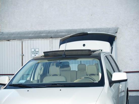 2007 Ford Edge 17