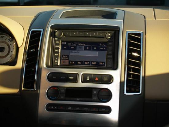 2007 Ford Edge 18