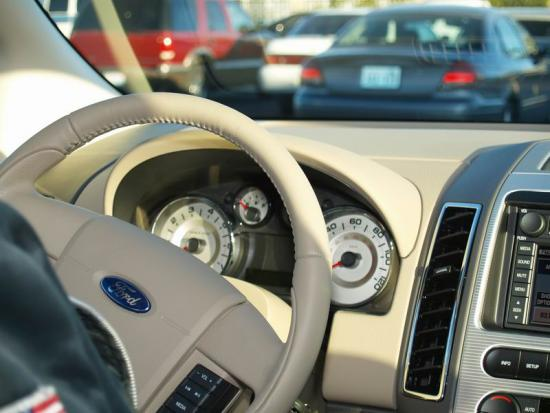 2007 Ford Edge 19