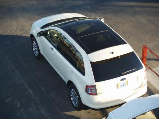 2007 Ford Edge 21
