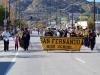 San Fernando High Band/drill 266