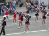406 - Cleveland Hs Band Drill Team