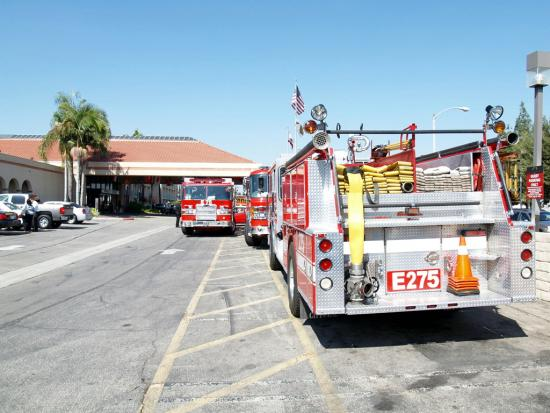 Fire Trucks E275