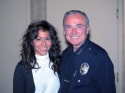 LAPD Police Chief And Karla Ramos