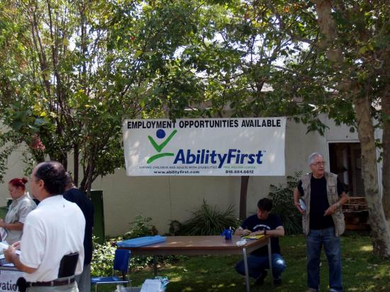 Ability First Table