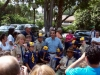 Mayor & Cub Scouts