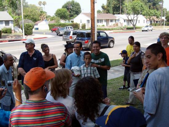 Adopt A Tree Crowd  13