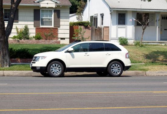 Adopt A Tree In A Ford Edge