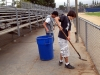 Chatsworth High Cleanup 06