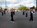 Cleveland Dance Drill Team  05