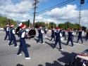 Cleveland Dance Drill Team  09