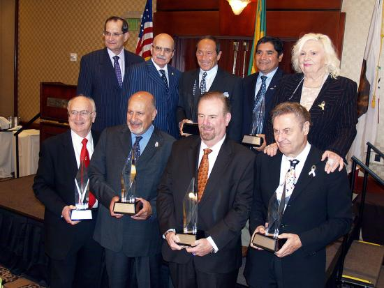 Justice Armand Arabian Awards 121