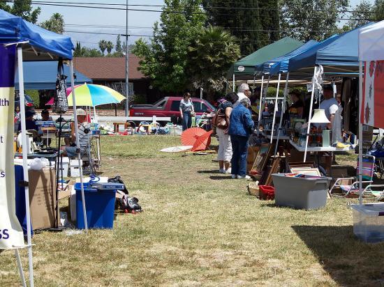 Kiwanis Flea Market 108