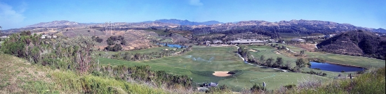 Moorpark Country Club Panoramic