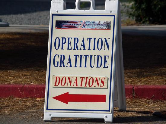 Operation Gratitude 34