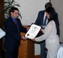 Lyn Ikoma's Award