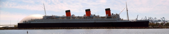 Queen Mary Panoramic