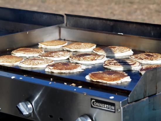 Ride On Pancake Breakfest Open House 36