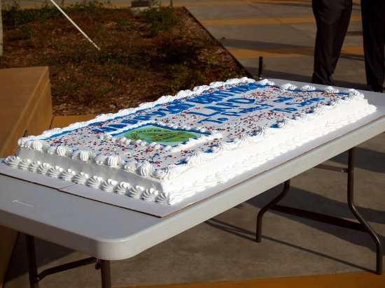 141th LAPD Birthday Cake  4