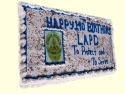 141th LAPD Birthday Cake  1