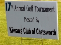17th Annual Golf Tournament