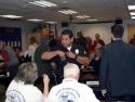 Sgt. Jose Torres & Volunteers