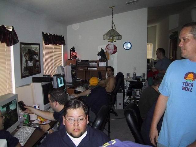 2002 Land Party Vegas 21