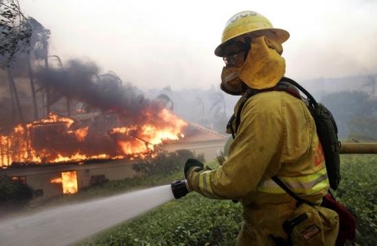2007 California Fires 22