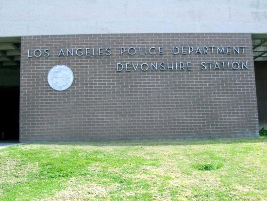 Los Angeles Police Department Devonshire Station