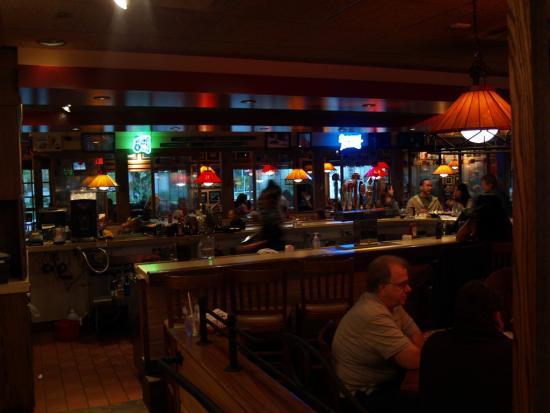 Inside The Apple Bar