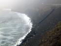 Big Sur Fog Shore Line  2