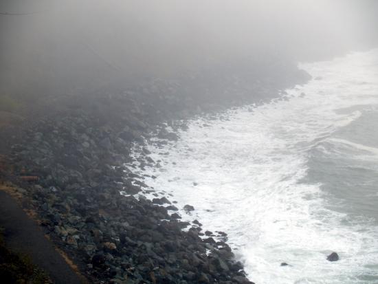 Big Sur More Fog