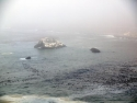 Big Sur Rock In Water