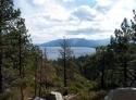 Car Mountain Lake