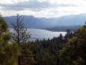 Car Mt.lake Tree