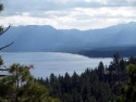 Car Trees Lake