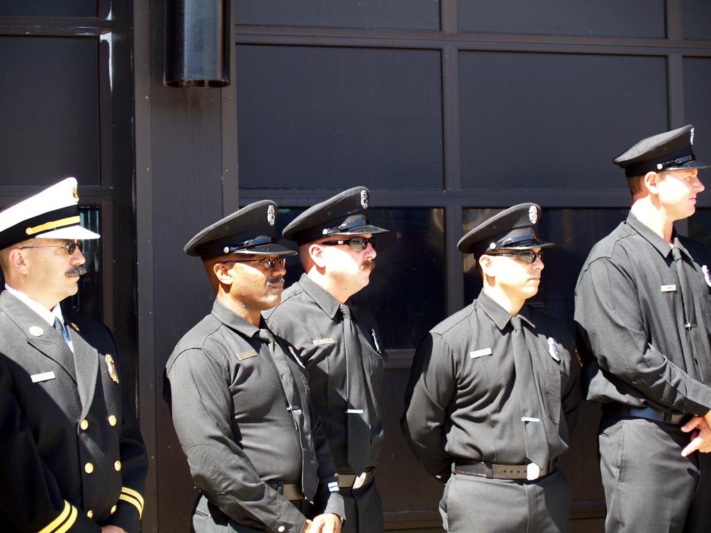 Five Firemen