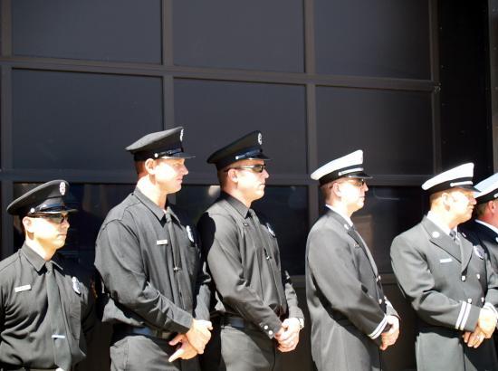 Five More Firemen