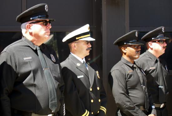 Four Firemen
