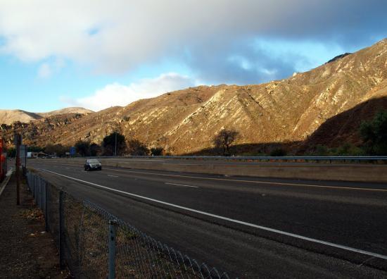 Highway Mountain
