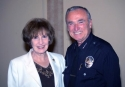 LAPD Police Chief and Phyllis Winger