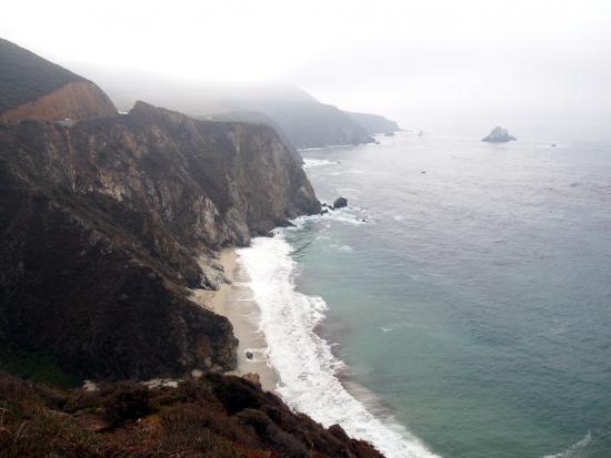 Left Hwy 1 Right Ocean