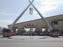 Fire Trucks 87 & 72  1