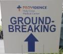 1st Groundbreaking