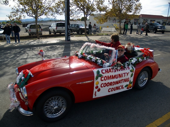 Austin Healey 3000 1965  4