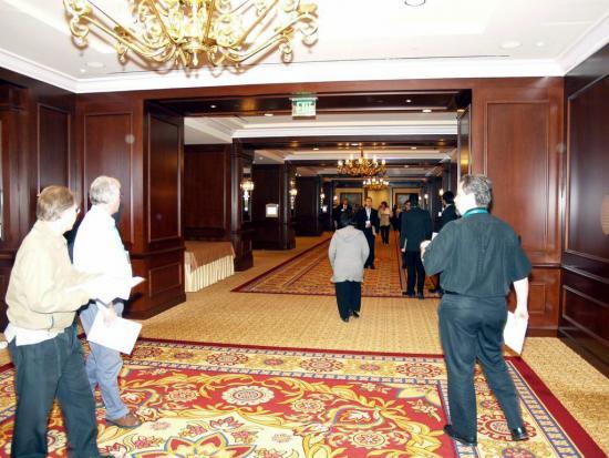 Four Seasons Hotel Hall