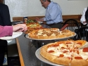AMF Rocket Lanes Pizza