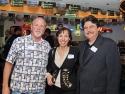 Mike, Elaine & Rick